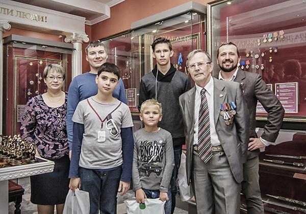 Куликовский шахматный турнир прошел в Кемерово
